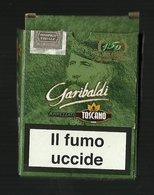 Tabacco Pacchetto Di Sigari Italia - Toscanello Garibaldi - Empty Cigar Cabinet