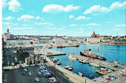 FINLAND -  POSTCARD HELSINKI - THE DOM END THE EASTER ORTODOX CATHEDRALE- NEW  REF GRAKO1516 - ANIMATED POST7083 - Finnland