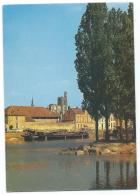 CP SENS, PENICHE, LES BORDS DE L'YONNE, YONNE 89 - Sens