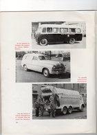 Rare Ville De VALENCIENNES 1953 Compte-Rendu De Mandat De La Municipalité Sortante Avec Photographies - Politique