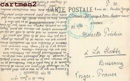 CACHET MILITAIRE : ALGERIE 2e ZOUAVES DEPOT D'ORAN CASERNE NEUVE GUERRE MILITAIRE ORAN FRANCHISE - Regimenten