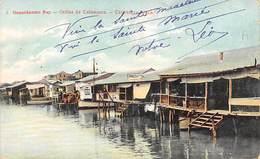 Cuba     Guantanamo Bay    Orillas De Camanera Beach          (Voir Scan) - Cartes Postales
