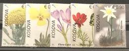 Kosovo, 2018, Flora - Flowers  (MNH) - Kosovo