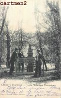 PORRENTRUY JARDIN BOTANIQUE J. THURMANN SUISSE - JU Jura