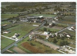 MOULIN - NEUF  Dordogne 24700-vue Générale Aérienne Avec L'usine ((Canton De Montpon-Ménestérol))*PRIX FIXE - France