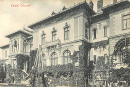 PALATUL COTROCENI BUCURESCI BUCAREST ROUMANIE ROMANIA - Rumänien