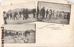 YAQUI EXECUTION GUAYMAS MEXICO GUERRE REVOLUTION DU MEXIQUE EXECUTIONS MISE A MORT SODATS GUERRE 1900 - México