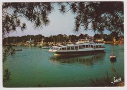 56 - Vedette Pour La Promenade Dans Le Golfe Du Morbihan - Editions Jack - 1985 - Bateau - Zonder Classificatie