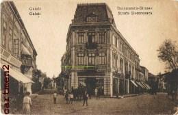 GALATI GALATZ STRADA DOMNEASCA ROMANIA ROUMANIE - Roumanie
