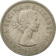 Monnaie, Grande-Bretagne, Elizabeth II, Shilling, 1962, TB+, Copper-nickel - 1902-1971 : Monnaies Post-Victoriennes