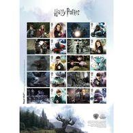Great Britain 2018 Harry Potter™ PRE-ORDER Collector Sheet MNH - Ungebraucht