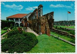 FORT  SANTIAGO   HISTORIC RUINS  OF  FORT  SANTIAGO              2  SCAN            (VIAGGIATA) - Filippine