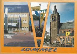 8Aa-996 LOMMEL  Kerk- Wegwijzers - - Lommel