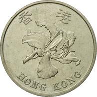 Monnaie, Hong Kong, Elizabeth II, Dollar, 1994, TB+, Copper-nickel, KM:69a - Hong Kong