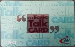 Prepaidcard Hongkong -  Talk Card - 50 Units - Hong Kong
