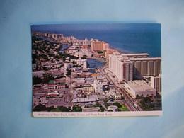 MIAMI BEACH  -  Collins Avenue  -   Floride  -  Etats Unis - Miami Beach