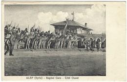 Alep - Bagdad Gare - Côté Ouest - Syrien