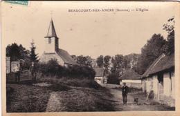 BEAUCOURT - SUR-ANCRE - L'Eglise - France