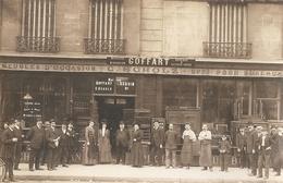 Paris - Maison-Scholz 75 Rue-St-Lazare - Place-de-la-Trinité - Maison-fondée En 1872 .(Actuellement Une Banque L C L . ) - France