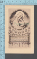 Abbaye Maredret , Belgium- 367 , Au Ciel En Dehors.. , 50 Eme - Images Religieuses Pieuses, Holy Card, Santini - Images Religieuses