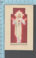 Imalit Maredret , Belgium-  A.P. 49 , Venité Ad Me Omnes, Dos Rien - Images Religieuses Pieuses, Holy Card, Santini - Images Religieuses