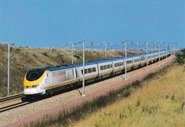 TGV TRANSMANCHE - Ver-Sur-Launette (Oise) - Treni