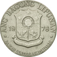 Monnaie, Philippines, Piso, 1978, TB+, Copper-nickel, KM:209.1 - Philippines