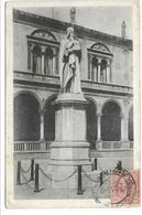 Verona - Monumento A Dante,1919 - Verona
