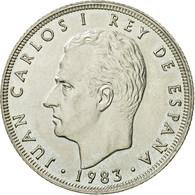 Monnaie, Espagne, Juan Carlos I, 25 Pesetas, 1983, TB+, Copper-nickel, KM:824 - [ 5] 1949-… : Royaume