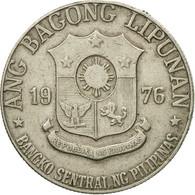 Monnaie, Philippines, Piso, 1976, TB+, Copper-nickel, KM:209.1 - Philippines