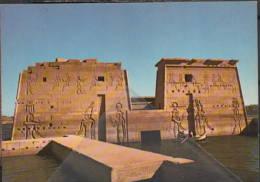 Asswan General View Isis Temple Philae Nilo Egitto Aswan - Aswan