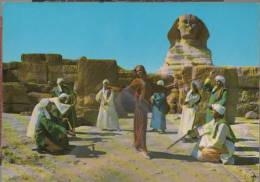 Farida Fahmy And The Reda Folkloric Troupe At The Giza Pyramids Nilo Egitto Egyptian Dance - Girga