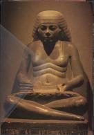 Nilo Egitto Egyptian Museum Cairo Statua Di Amenhotpe - Cairo