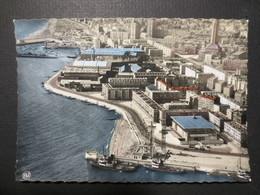 76 - Le Havre - Carte Photo Dentelée - Le Bld Clémenceau - Sémaphore En Construction - Bellevues N° 43 Z - B.E - - Le Havre