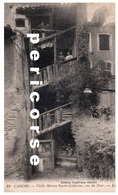 46  Cahors  Vieille Maison Sainte Catherine Rue Du Fer - Cahors
