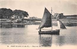 22 - PORT-BLANC - Dans Les Iles - Penvénan