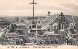 22 - PORT-BLANC - Le Calvaire Et La Chapelle - Penvénan