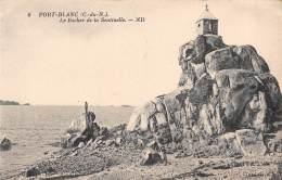 22 - PORT-BLANC - Le Rocher De La Sentinelle - Penvénan