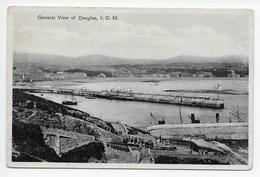 General View Of Douglas  - Milton Glossy Series - Isle Of Man