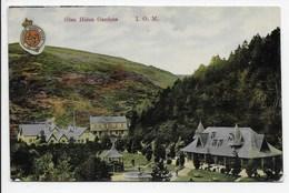 Glen Helen Gardens  - Milton Glazette Series - Isle Of Man