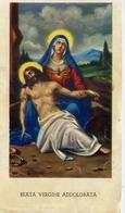 Santino - Beata Vergine Addolorata - Santini