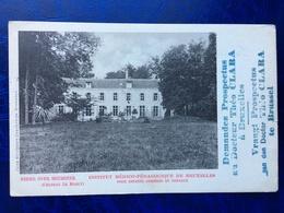Neder-Over-Heembeek/-Chateau De Marly-institut Médico-Pédagogique De Bruxelles-1903 - Bruxelles-ville