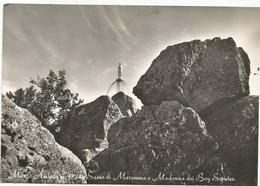 X4386 Monte Amiata (Siena Grosseto) - Sasso Di Maremma E Madonna Dei Boy Scoutes / Viaggiata 1965 - Other Cities