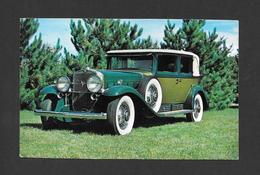 AUTOMOBILE - AUTO - VOITURE ANCIENNE - CADILLAC FLEETWOOD U.S.A. 1930 - MUSÉE DE L' AUTO DE ST FÉLICIEN AU QUÉBEC - Voitures De Tourisme