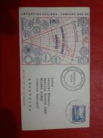 Le Chili Enveloppe Circulé Depuis Une Base Antarctique - Chili