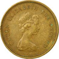 Monnaie, Hong Kong, Elizabeth II, 50 Cents, 1980, TB+, Nickel-brass, KM:41 - Hong Kong