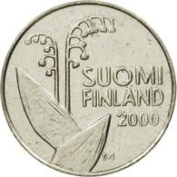 Monnaie, Finlande, 10 Pennia, 2000, TB+, Copper-nickel, KM:65 - Finlande