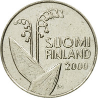 Monnaie, Finlande, 10 Pennia, 2000, TB+, Copper-nickel, KM:65 - Finland