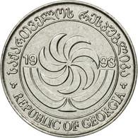Monnaie, Géorgie, Thetri, 1993, TTB, Stainless Steel, KM:76 - Géorgie