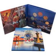 Grèce 2018 : BU 8 Pièces 'Rhodes' (15.000 Exemplaires) - Disponible En France - Grèce
